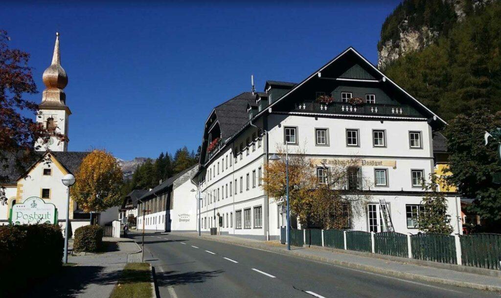 Hotel Postgut in Tweng im Lungau - nahe Obertauern